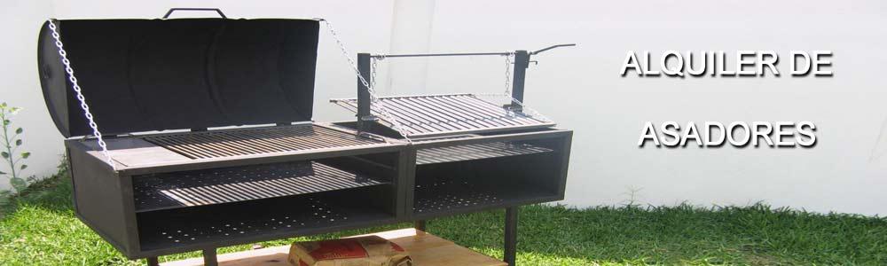 Alquiler de asadores y estufas en cali for Estufas industriales cali
