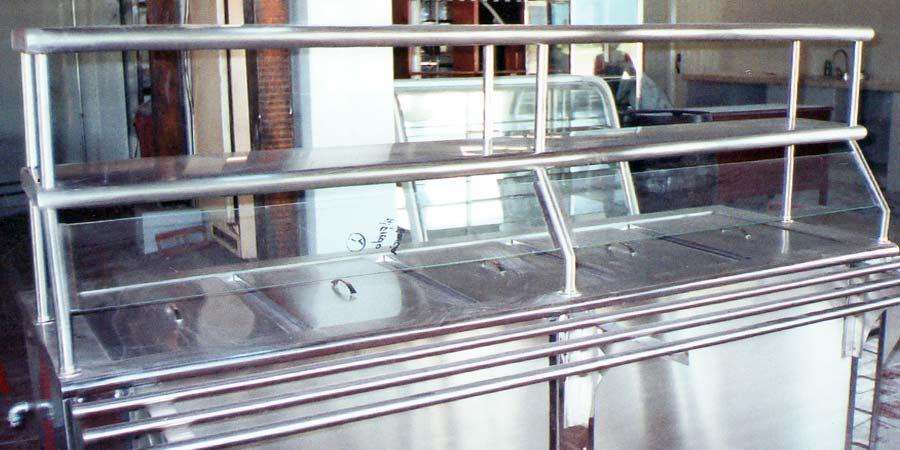 Fabrica De Barras Autoservicio En Acero Inoxidable En Cali